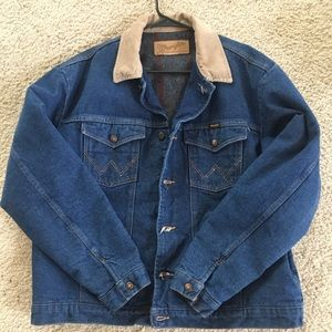 Wrangler Insulated Jean Jacket
